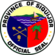 Official seal of Siquijor