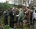 Pheasant Shooting - the cast - geograph.org.uk - 1043865.jpg
