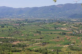 Rieti Valley