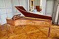 Pianoforte by Érard brothers - Salon de musique, Château de Valençay (2015-06-07 11.17.33 by Frédéric BISSON).jpg