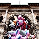 Piazza Duomo, Galleria Vittorio Emanuele, Milano - panoramio.jpg