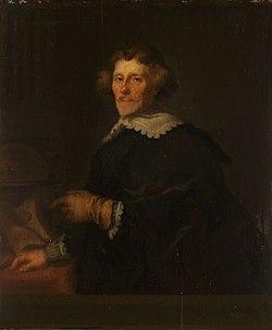 Pieter Cornelisz Hooft, by Joachim von Sandrart.jpg