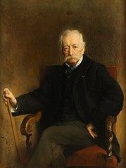 Portret van Charles Rochussen (1814-1894)