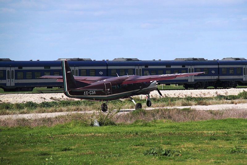 מטוס ורכבת