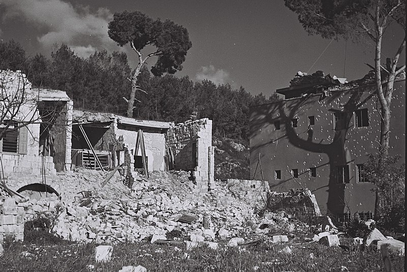 צפת 1948
