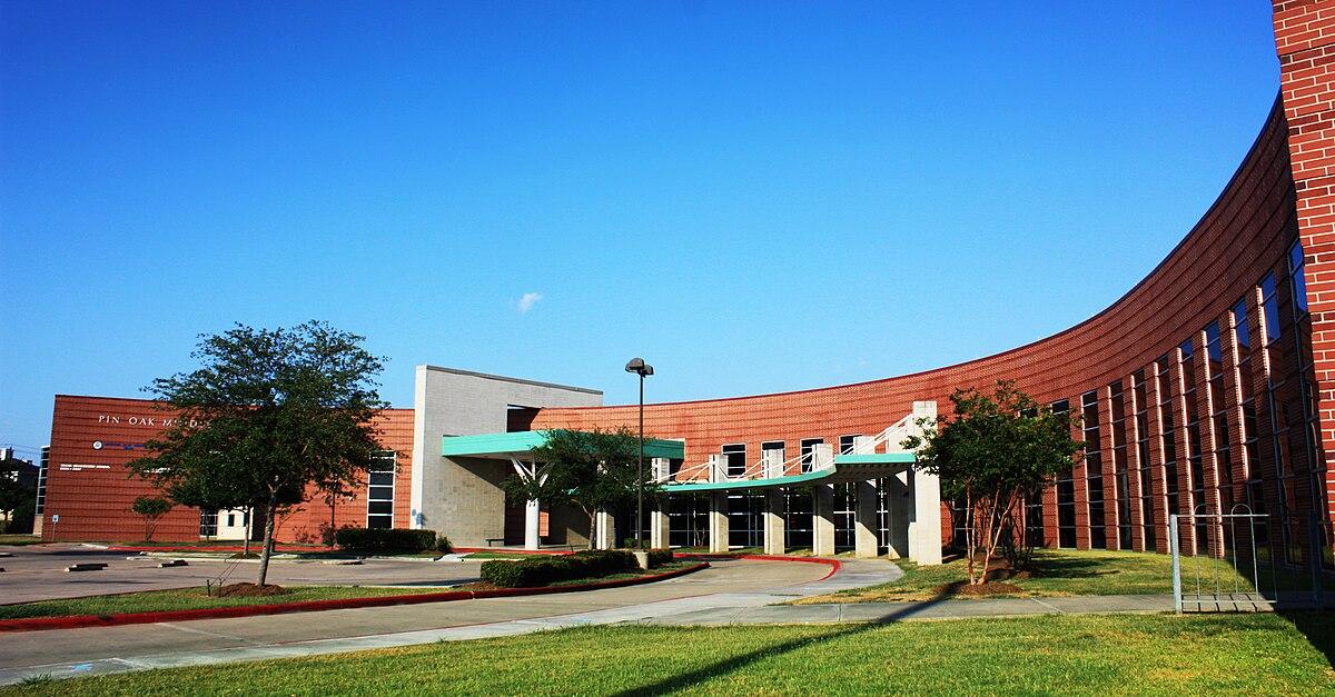 Pin Oak Middle School - Wikipedia