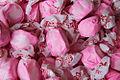 Pink saltwater taffy, 2011 (6022400859).jpg