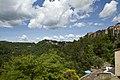 Pitigliano north valley, Pitigliano, Grosseto, Italy - panoramio.jpg