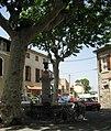 Place de la Mairie, Peyriac-de-Mer (département de l'Aude, France) - panoramio.jpg