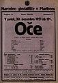 Plakat za predstavo Oče v Narodnem gledališču v Mariboru 30. decembra 1921.jpg
