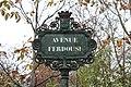 Plaque avenue Ferdousi Parc Monceau Paris 2.jpg