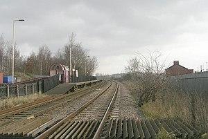 Featherstone - Featherstone railway station