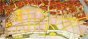 Plan Zuid - Amsterdam Zuid in 1922.