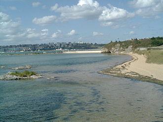 Marina de Cudeyo - Beach of Pedreña.