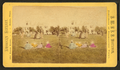 Playing croquet, by J.W. & J.S. Moulton.png