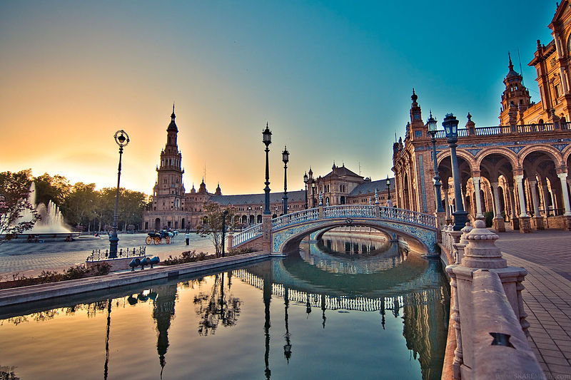 File:Plaza de Espana, Seville, Spain.jpg
