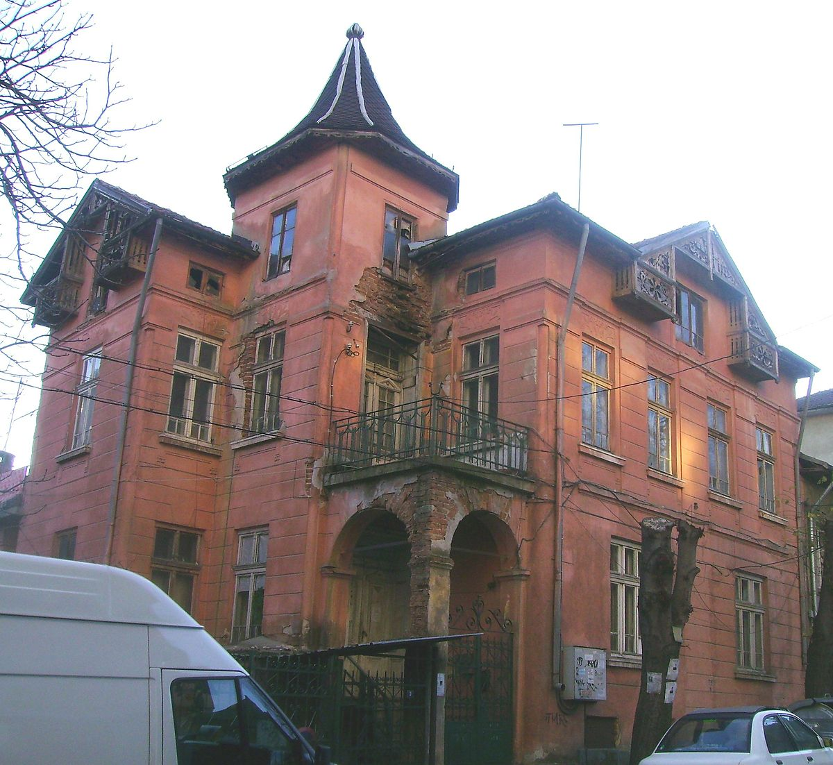 Casa embrujada wikipedia la enciclopedia libre for Creador de casas
