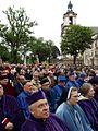 Podczas uroczystej mszy św. (9018762892).jpg
