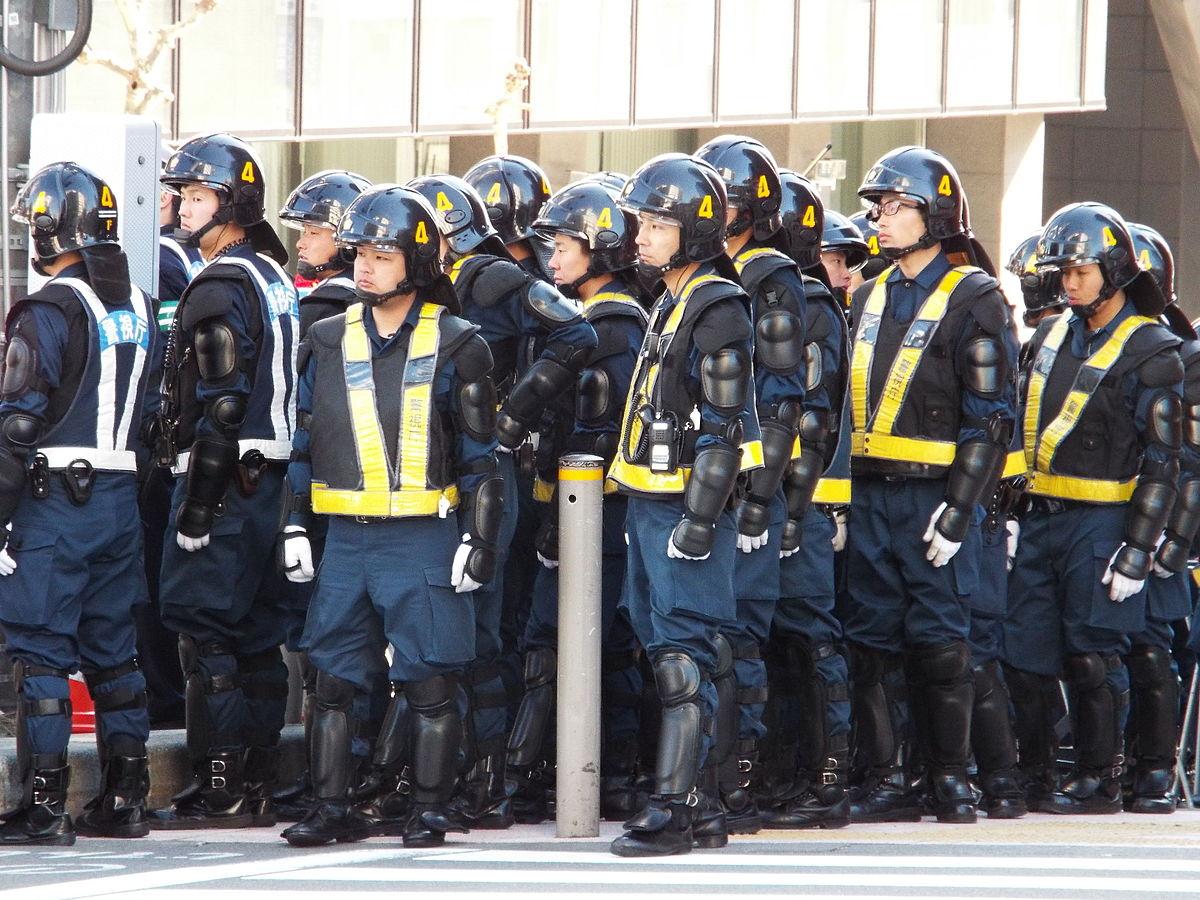 Riot Police Unit - Wik...