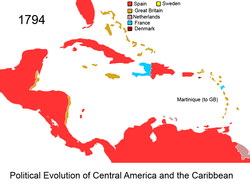 Political Evolution of Central America and the Caribbean 1794 na.png