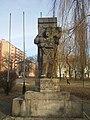 Pomnik BOJOWNIKÓW POLSKIEGO RUCHU OPORU. - panoramio.jpg