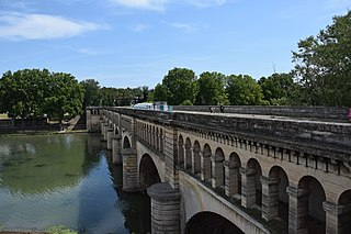 Canal du Midi Canal in France