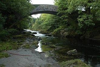 Dolauhirion Bridge - Pont Dolauhirion-Dolauhirion Bridge