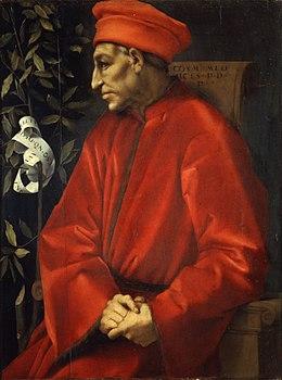 Pontormo - Ritratto di Cosimo il Vecchio - Google Art Project.jpg