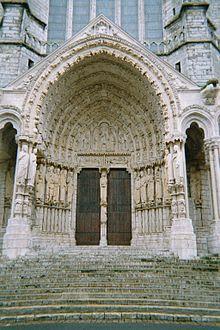 Catedral De Chartres Wikipedia La Enciclopedia Libre