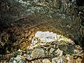 """Porche de la grotte, """" fourneau de la Guémande """" vu de l'intérieur. (2).jpg"""