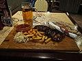 Pork ribs at restaurant Hook.jpg