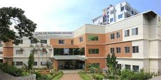 Port City International University - Image: Port City International University