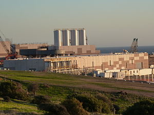 Adelaide Desalination Plant - Image: Port Stanvac Desalination Plant P1000725