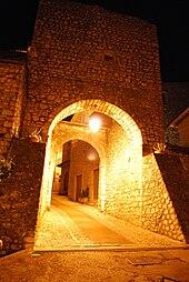 Porta di Santa Croce
