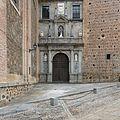Portada de la Iglesia de San Pedro Mártir, Toledo.jpg