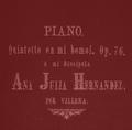 Portada de la nueva edición del Quinteto en Mib para Piano de Federico Villena.png