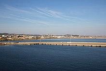 Il porto industriale