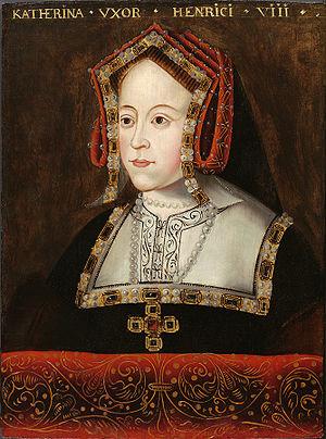 Joannes Corvus - Image: Portrait of Katherine of Aragon