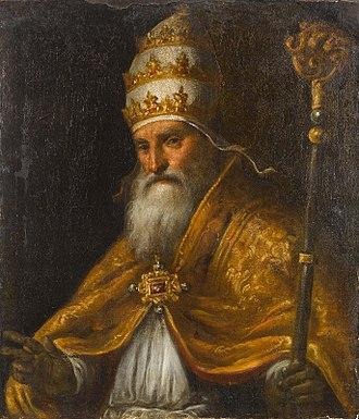 Pope Pius V - Pius V by Palma il Giovane