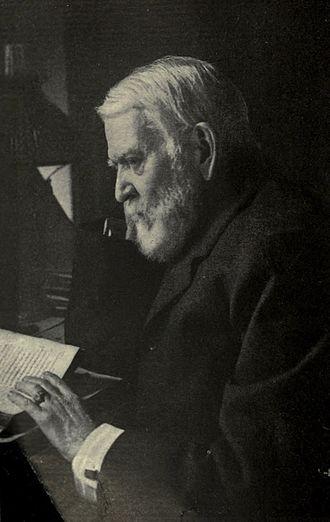 Richard Henry Stoddard - Richard Henry Stoddard.