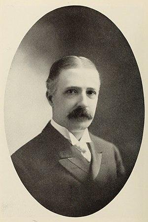 William Faunce - Image: Portrait of William Faunce