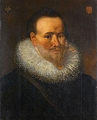Portrait of a man, possibly Joris van Cats (c. 1590-1654)