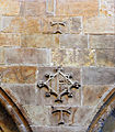 Porxo de l'antiga Església de Sant Antoni Abat (Barcelona) - 3.jpg