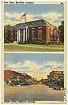 Post Office, Rossville, Georgia, street scene , Rossville, Georgia (8368127344).jpg