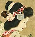 Poster of Kiku Masamune 2 by Kitano Tsunetomi (cropped).jpg