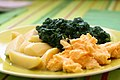 Potatoes, Spinach & Scrambled Eggs (4419885608).jpg