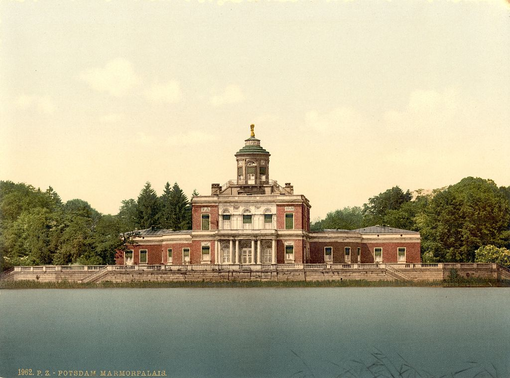Potsdam - Marmorpalais - around 1900