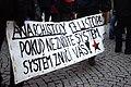 Praha, Náměstí republiky, pochod anarchistů II.jpg