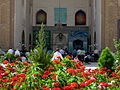 Prayers of Noon - Grand Mosque of Nishapur -September 27 2013 11.JPG