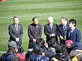 Pre-Ceremony, 50th All-Japan Rugby Football Championship ‐04.JPG